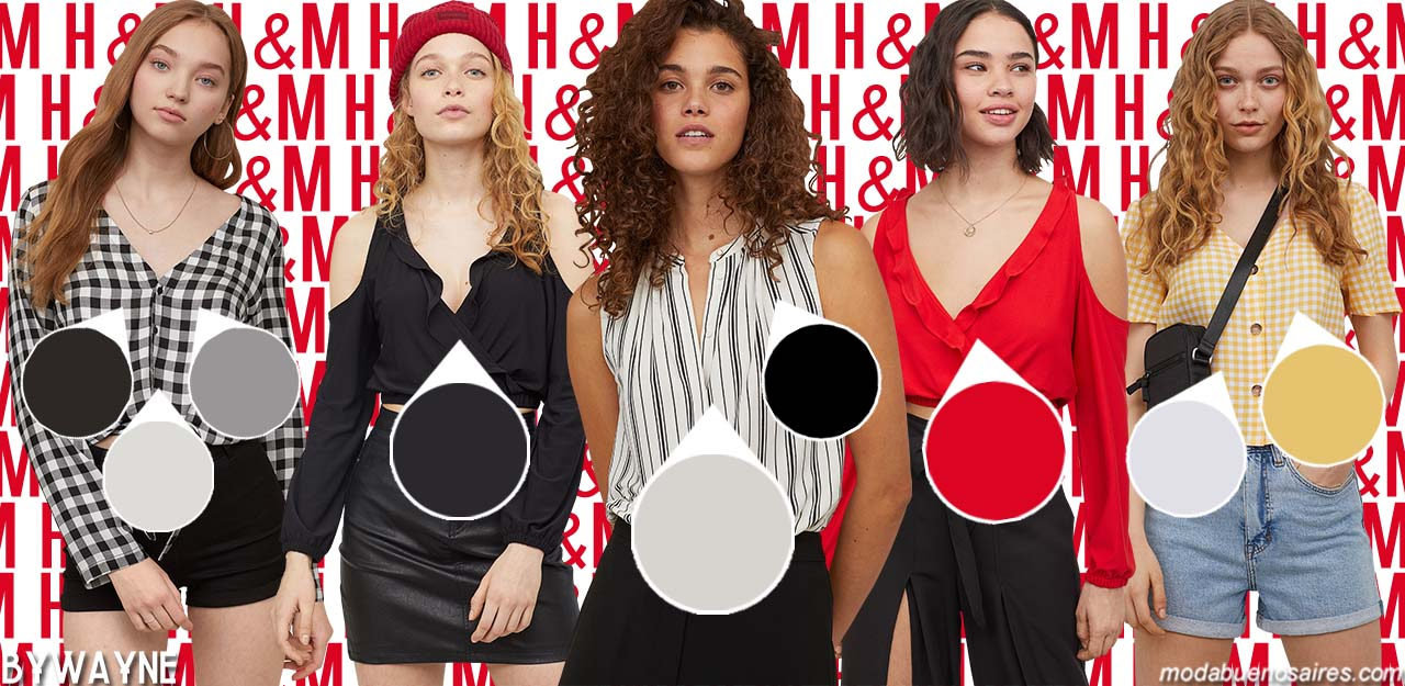 Colores primavera verano 2020. Tendencias de moda primavera verano 2020.
