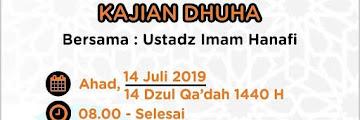 Kajian Dhuha di Masjid Darun Najah Karang Anyar Tarakan Bersama Ustadz Imam Hanafi 20190714