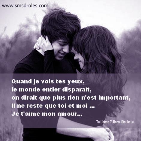 15 Sms Damour Pour Lui Sms Damour Et Messages Drôles