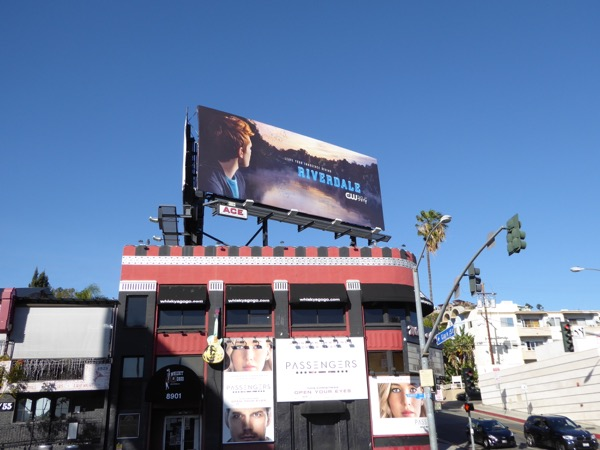 Riverdale season 1 billboard