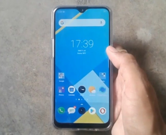 Realme 3 RMX1821 Remove Screen Lock Pattern / Password With DownloadTools Via Online Remotely