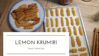 krumiri limone vegan glutenfree ricetta