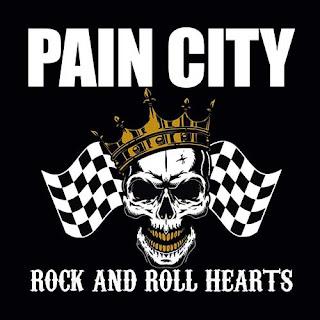 """Το βίντεο των Pain City για το """"Heads Down"""" από το album """"Rock And Roll Hearts"""""""