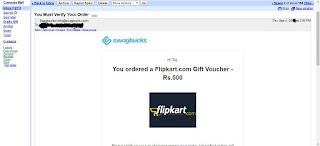 Swagbucks Payment Proof