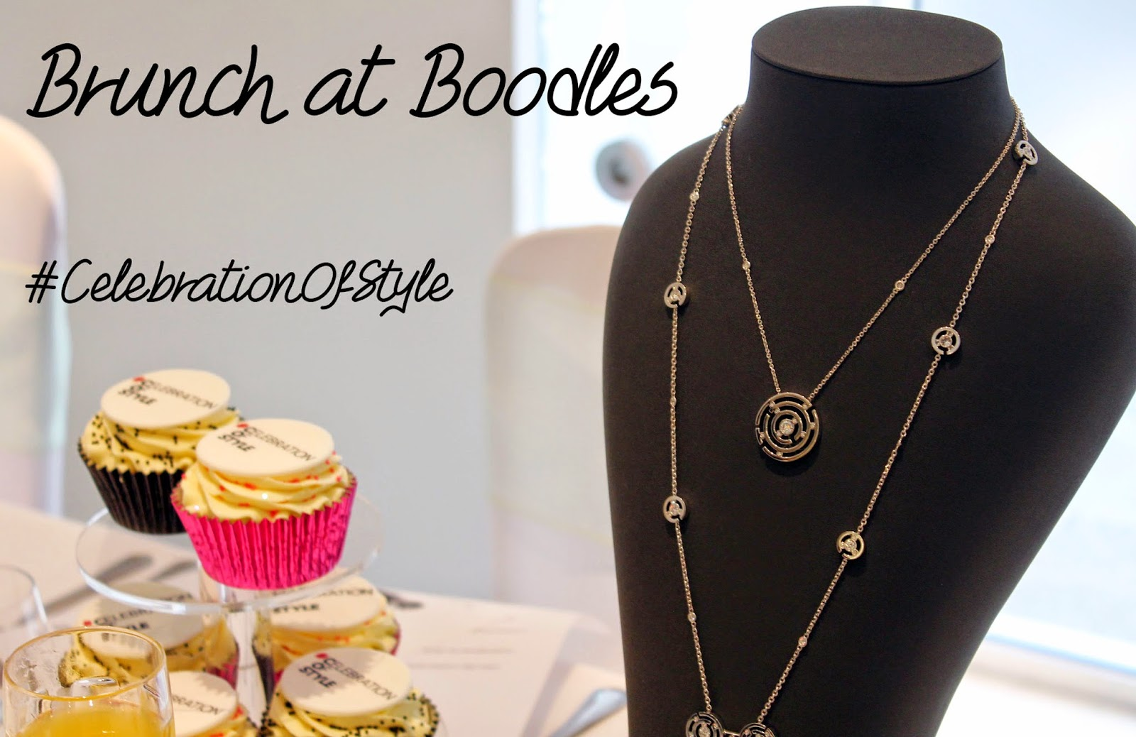bloggers brunch at boodles liverpool as part of celebration of style 2014