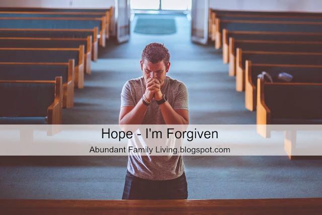 Hope - I'm Forgiven