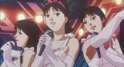 Perfect Blue - CHAM