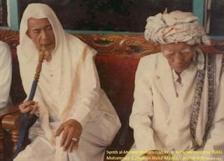 Biografi Syaikh Yasin al-Fadani