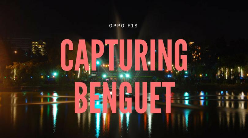 Oppo F1s: Capturing Philippines