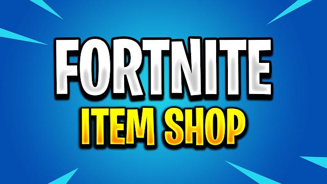Fortnite Item Shop November 3ed, 2019