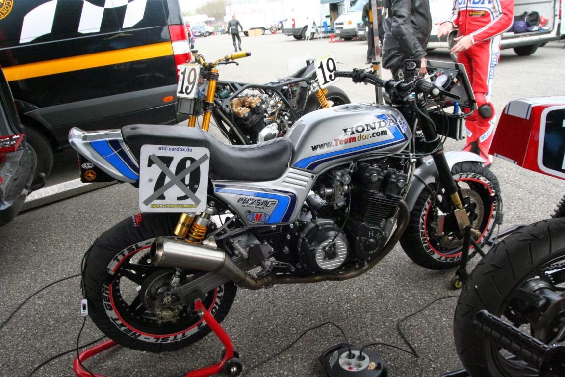 El Corra Motors: AMA superbike replica EVO2