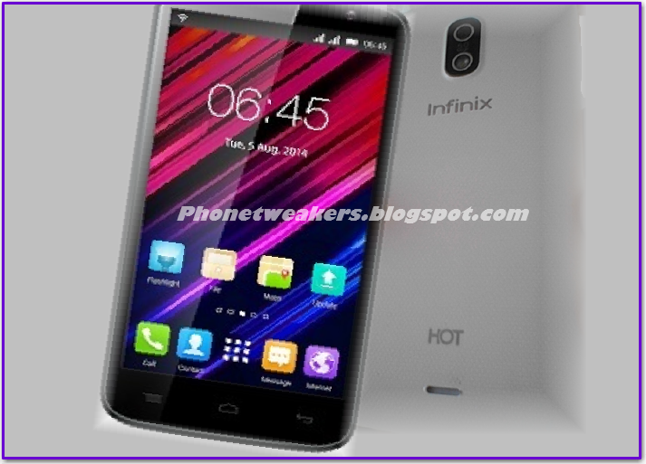 Unbrick][Download] Stock Official Infinix hot X507 Kitkat and