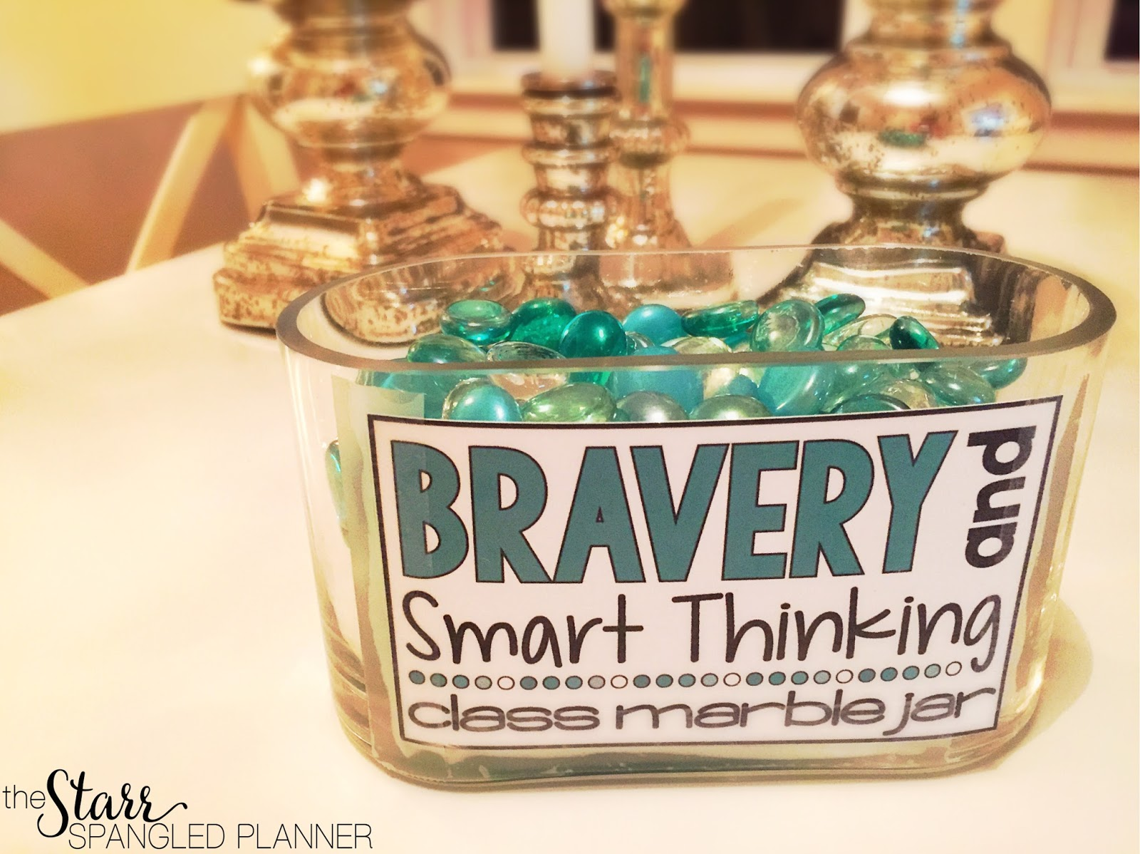 Our Marble Jar Why I Don T Reward Expected Behavior Teaching With Jillian Starr