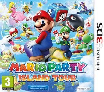 Rom Mario Party Island Tour 3DS