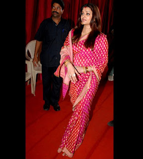 Aishwarya Rai Got Captured During A party
