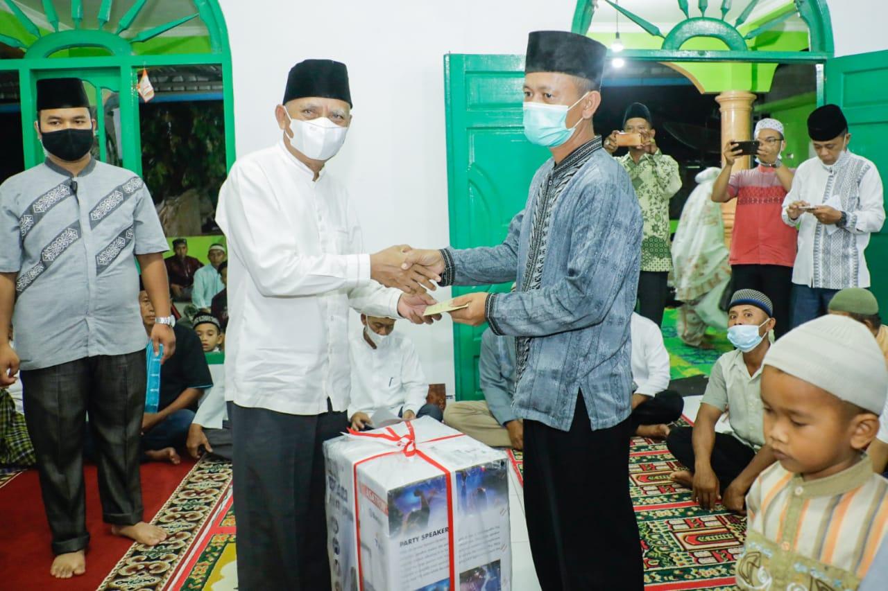 Bupati dan Wakil Bupati Asahan Tutup Pelaksanaan Safari Ramadhan, Ini Pesan Yang Disampaikan