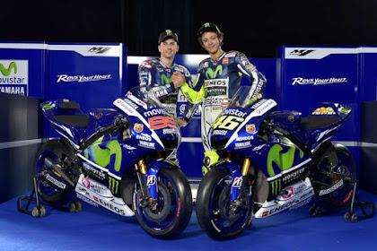 Movistar Kabur, Ada Sponsor Baru Yamaha di MotoGP 2019. Ini Dia Sponsornya !