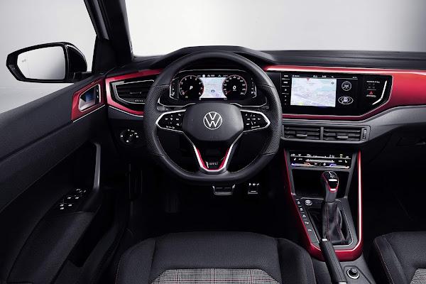 Novo VW Polo GTI 2022