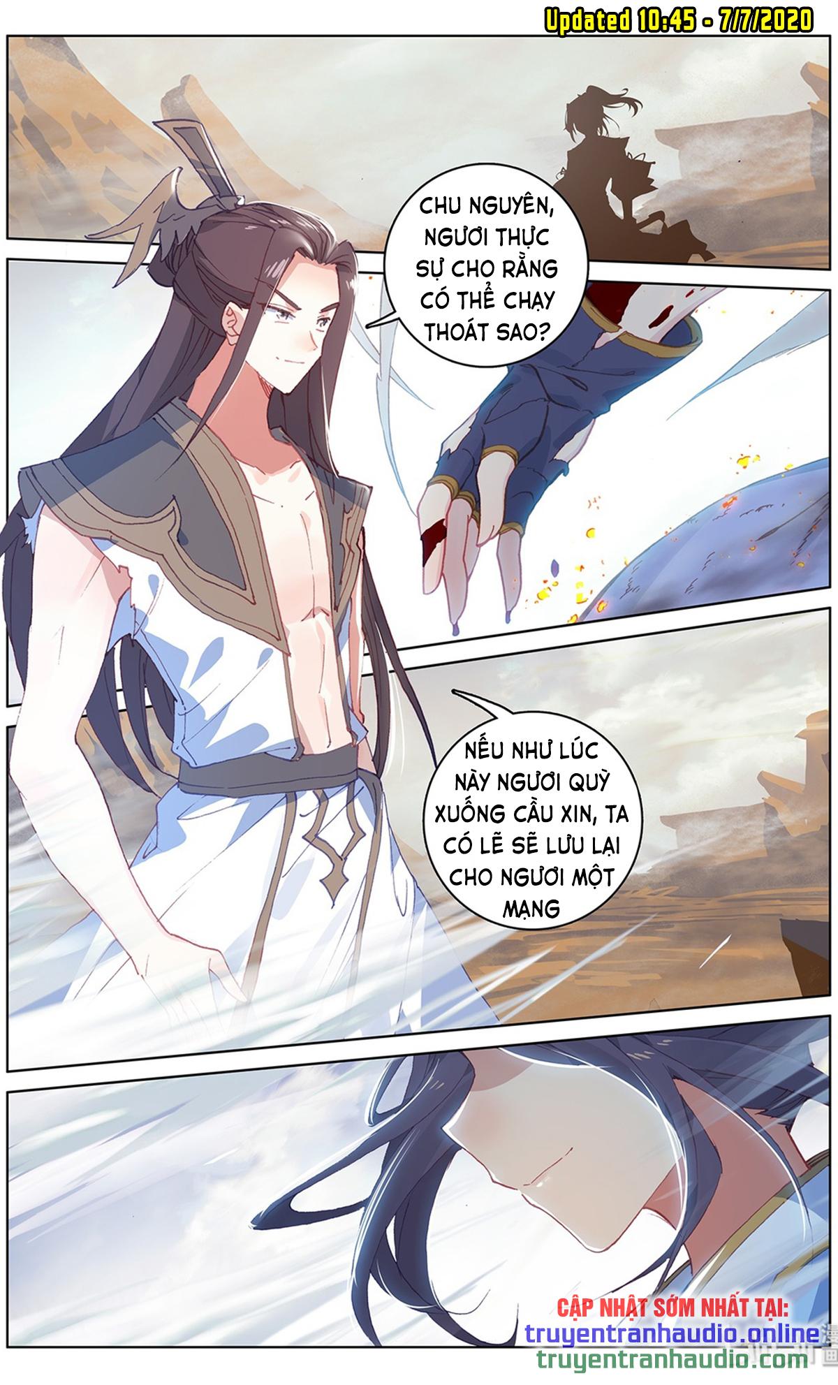 Nguyên Tôn chap 230 - Trang 8