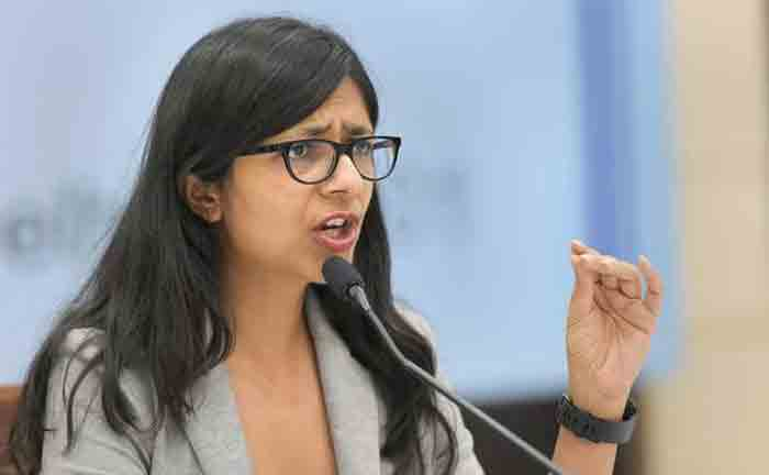 DCW seeks FIR against woman who uploaded video of 'vulgar dance' with son on social media, New Delhi, News, Woman, Police, Complaint, FIR, Child, National