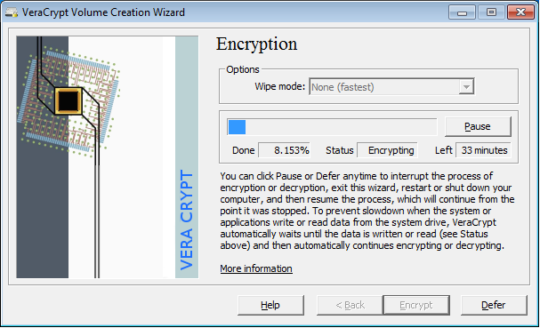 Veracrypt Open Source Free Disk Encryption