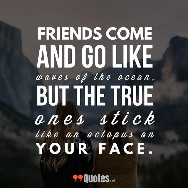 short best friendship quotes