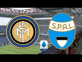 LIVE MATCH: Inter Milan Vs Spal Seria A 01/12/2019