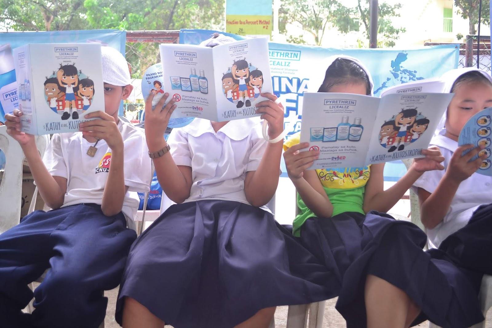 Licealiz Cebu Students