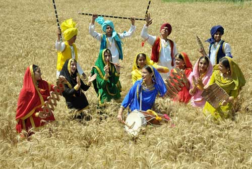 Baisakhi Festival in Punjab -  Information, History, Date, and Fairs