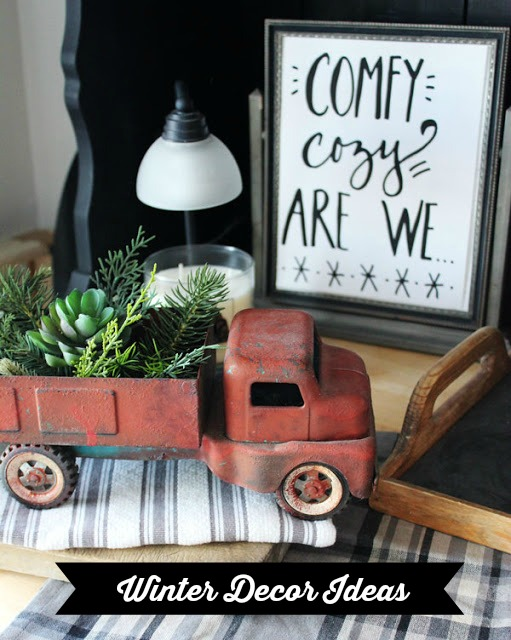 """Winter Decor Ideas- """"Ideas to make your house comfy cozy for winter"""""""