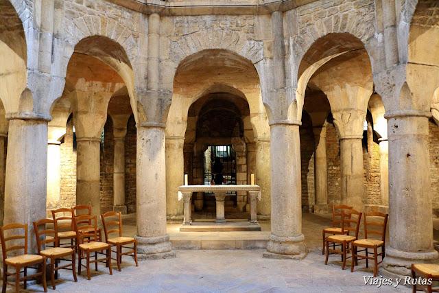 Crita de la catedral de Saint-Bénigne de Dijon
