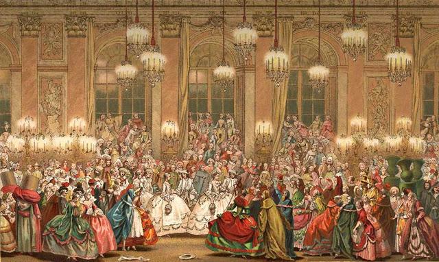 """Résultat de recherche d'images pour """"bal masqué Versailles XVIIIe siècle"""""""