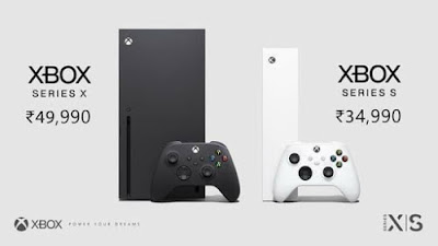 XBOX Series X and XBOX Series S India pricing.