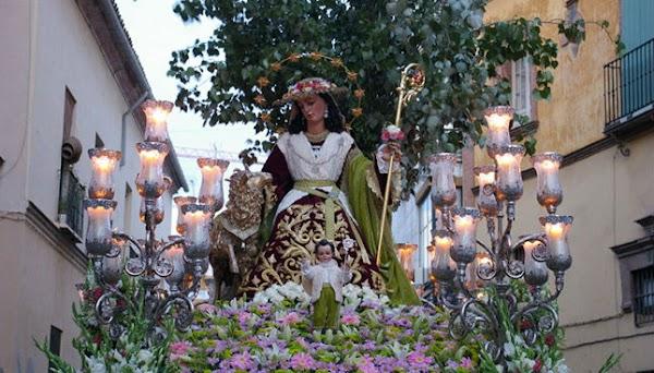 La Pastora de San Antonio de Sevilla suspende su procesión por el coronavirus