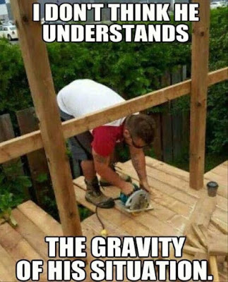 The gravity side of things....