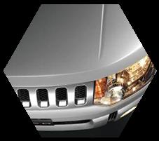 Grill Mitsubishi Delica