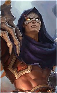 Aldous Death Heroes Fighter of Skins V1