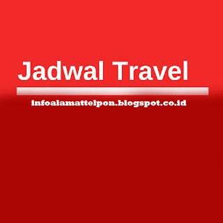 Daftar Jadwal Travel Bandung-Jakarta Terbaru