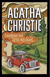 O MISTERIO DOS SETE RELOGIOS - Agatha Christie