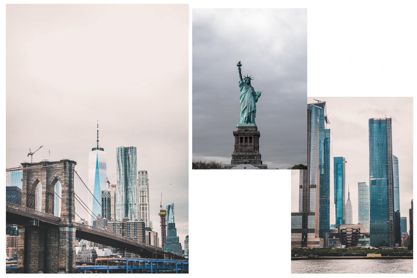 croisière bateau New York