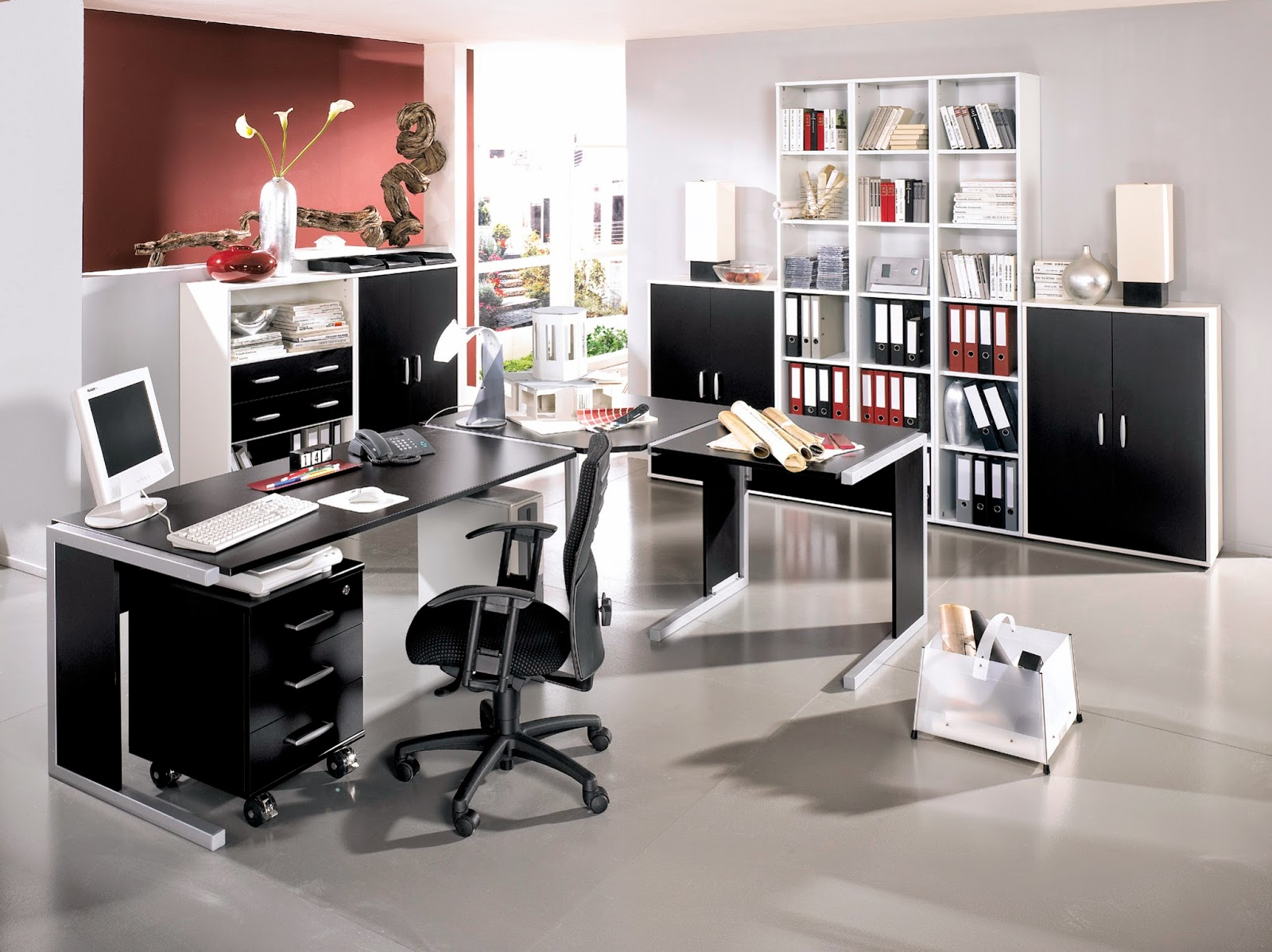 Effective Furniture Designing Tips To Decorate Your Home Office