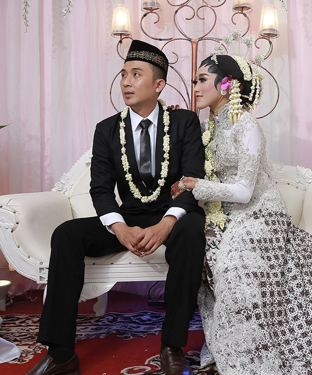 Rias Dan Make Up Pengantin Jawa Muslim Make Up Rias Pengantin Jogja