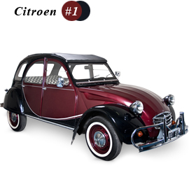 Charleston Classic Car Rental