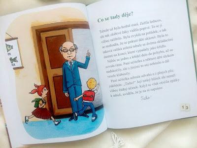 Konec zlobení (Zuzana Pospíšilová, ilustrace Daniela Skalová, nakladatelství Grada – Bambook), ukázka