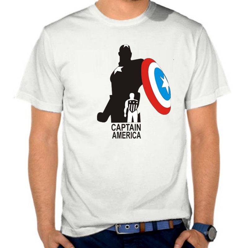 Kaos Distro Keren Kapten Amerika