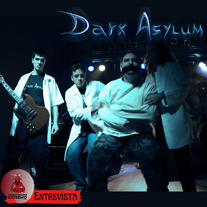 """Entrevista #50: """"Dark Asylum"""""""