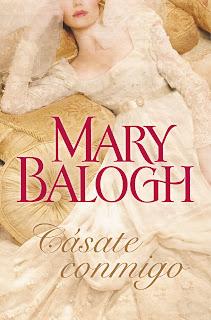 Cásate conmigo 1, Mary Balogh