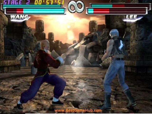 Tekken Tag Tournament torrent pc game download free