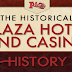 The Historical Plaza Hotel And Casino History #infographic