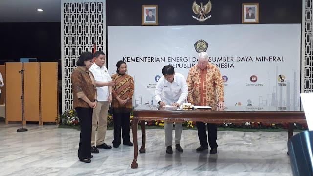 RI Akhirnya Kuasai 51 Persen Saham Freeport Indonesia
